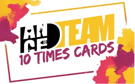 10 times card